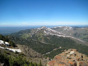 Mt. Washburn